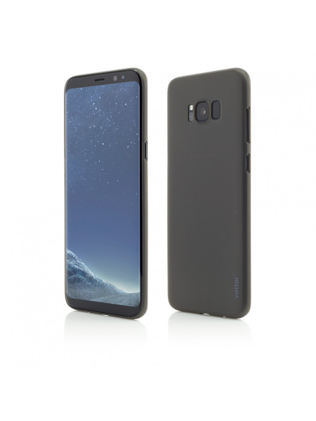 Husa Samsung Galaxy S8 Plus G955 | Clip-On | Ultra Thin Air Series | Grey 0
