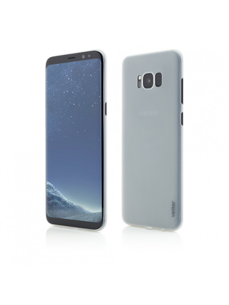 Husa Samsung Galaxy S8 Plus G955 | Clip-On | Ultra Thin Air Series | White 0