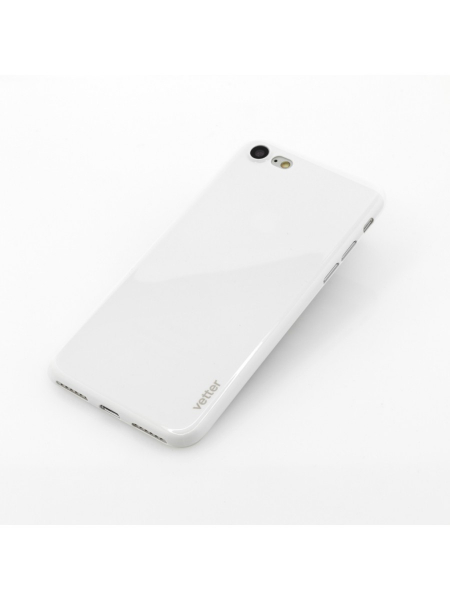 Husa iPhone 8, 7 | Clip-On | Ultra Thin Air Shiny Series | White 2