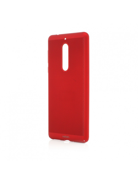 Husa Nokia 5 | Clip-On Vent Series LTD | Red 0