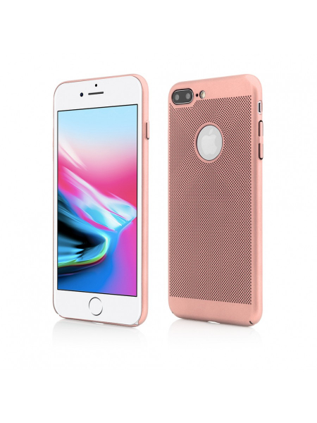 Husa iPhone 8 Plus, 7 Plus | Clip-On Vent Series LTD | Rose 0
