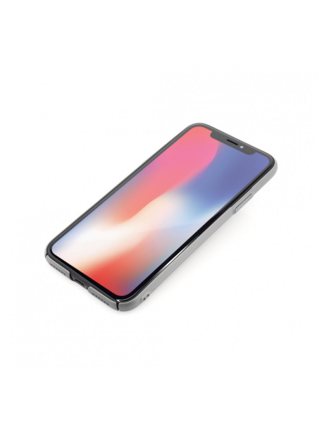 Husa iPhone XS, X | Clip-On Vent Series LTD | Silver 0