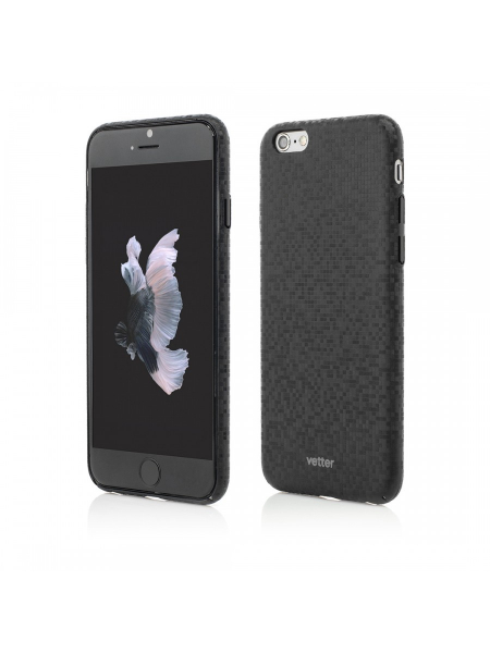 Husa iPhone 6 | Smart Case Pixel FX |Ultra Slim | Black 0