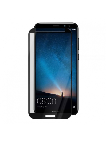 Folie Protectie Sticla Huawei Mate 10 Lite | Full Frame Tempered Glass Vetter GO | Black 1