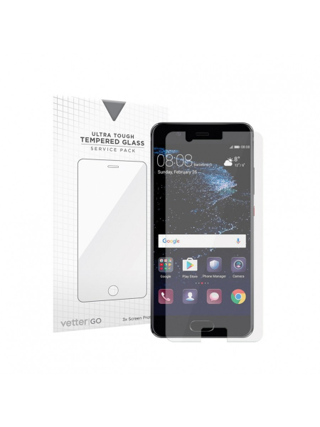 Folie Protectie Sticla Huawei P10 (2017) VTR-L09 | 3 Pack [0]