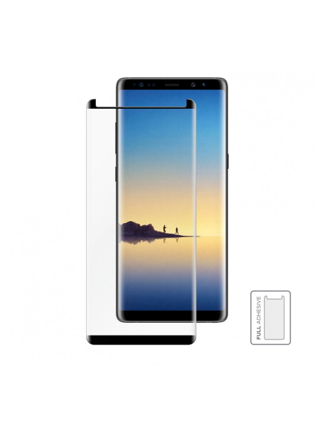 Folie Protectie Sticla Samsung Galaxy Note 8 | 3D Tempered Glass Easy Fit Full Adhesive | Black 1