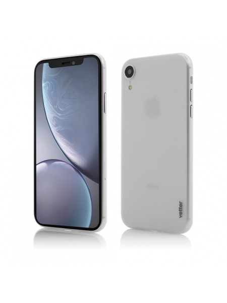 Husa iPhone XR | Clip-On | Ultra Thin Air Series | Transparent 0