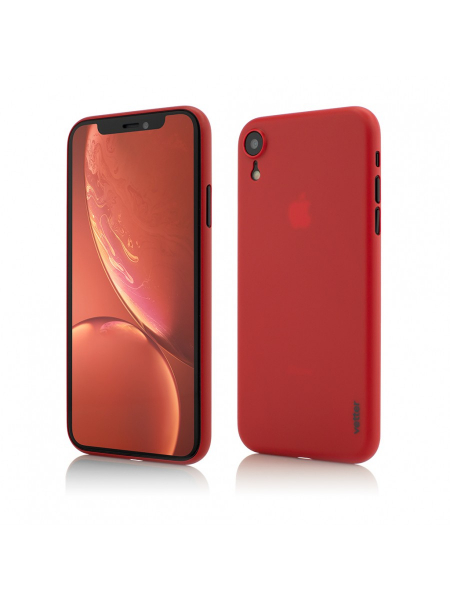Husa iPhone XR | Clip-On | Ultra Thin Air Series | Red 0
