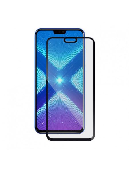 Huawei Honor 8X | Full Frame Tempered Glass Vetter GO | Black 1