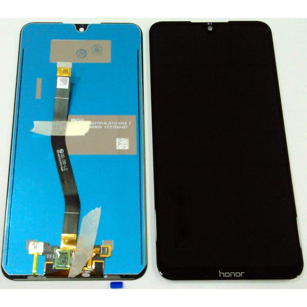 Huawei Honor 8X Max | + Touch | Black 0