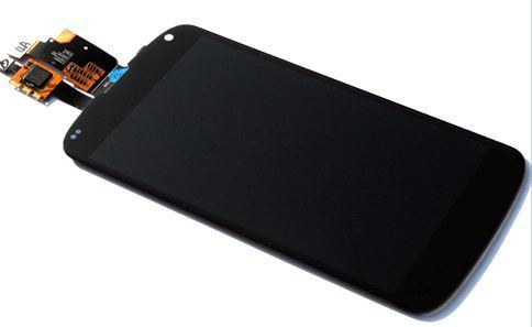 LG Nexus 4 | E960 | + Touch | Black 0