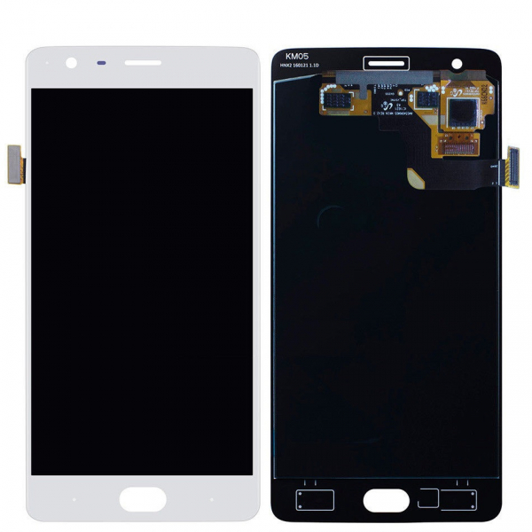 OnePlus 3T   OnePlus 3 A3000   A3003   + Touch   White 0