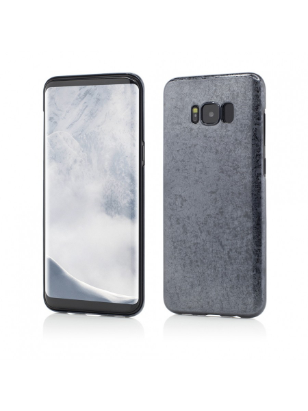 Husa Samsung Galaxy S8 Plus G955 | Smart Case Ultra Tough Glitter | Grey 0