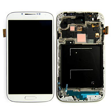 Samsung I9500 Galaxy S4 | White Frost | Complet 0