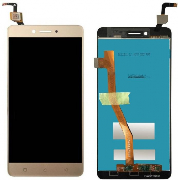 Lenovo K6 Note | + Touch | Gold 0