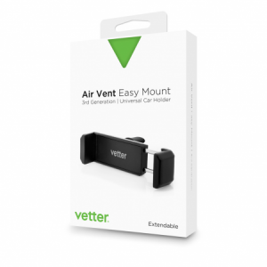 Suport Auto Universal | Vetter | Air Vent Easy Mount 3rd Gen | Black1