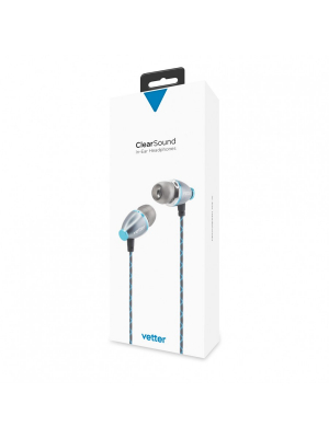 Casti In-Ear ClearSound | Handsfree | Grey0