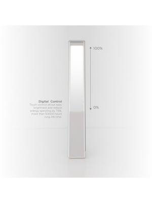 Lampa Birou LED Multi Function | Slim Profile | Eye Care | Aluminum | Dimmable2