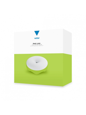 Magic Lamp | Led Dimmable | with Gesture Control | Green [0]