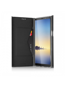 Husa Samsung Galaxy Note 8 | Flip Book Series | Black1