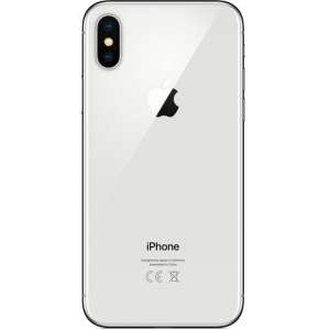 Telefon mobil Apple iPhone X, 64GB, 4G, Silver2