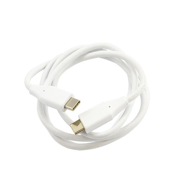 Cablu TYPE C to TYPE C LG EAD63687002 orig. WHITE [1]