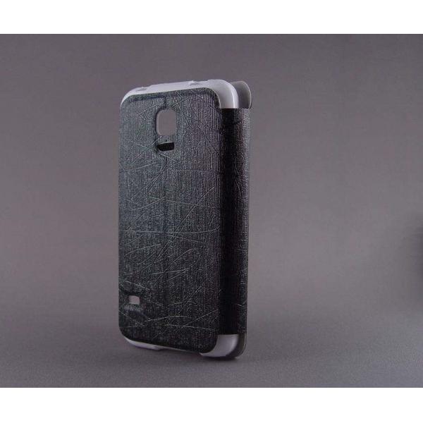 "Husa S-View ""LOVE"" Samsung GALAXY S5 Mini 1"