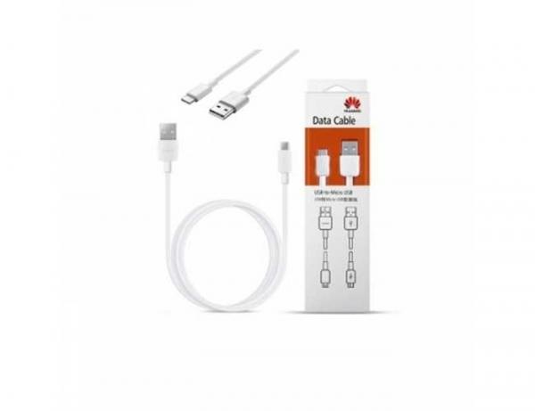 CABLU USB TYPE C HUAWEI AP51 100cm WHITE orig. BLISTER 0