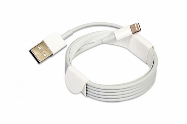 CABLU IPHONE 7 / 8 PE ROLA 200CM WHITE [0]