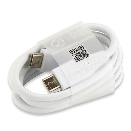 Cablu TYPE C to TYPE C LG EAD63687002 orig. WHITE [0]