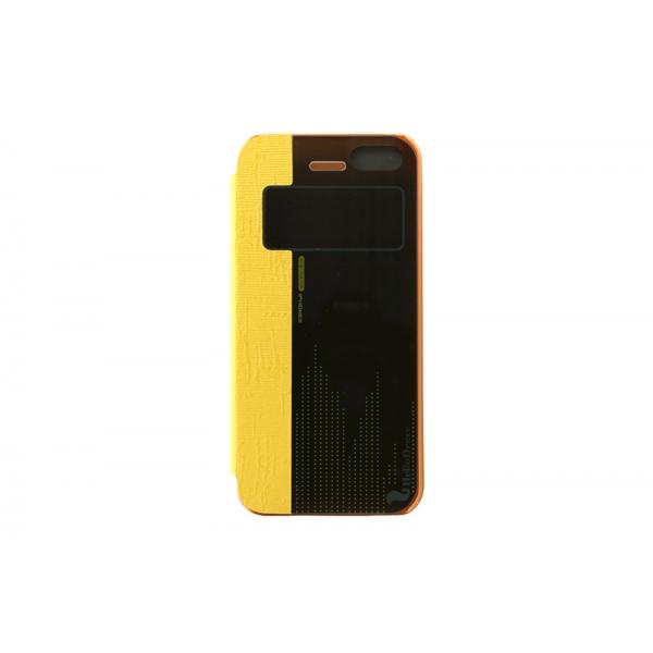 Toc My-Magic iPHONE 5/5S Galben 0