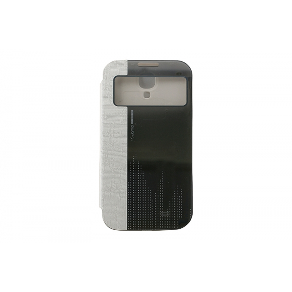 Toc My-Magic Samsung Galaxy S4 I9500 Alb 0