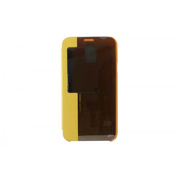 Toc My-Magic Samsung Galaxy S5 G900 Galben 0