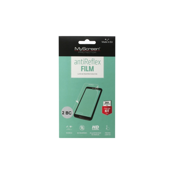Folie My-Screen Antiamprente (2bc) iPHONE 5/5S/5C 0