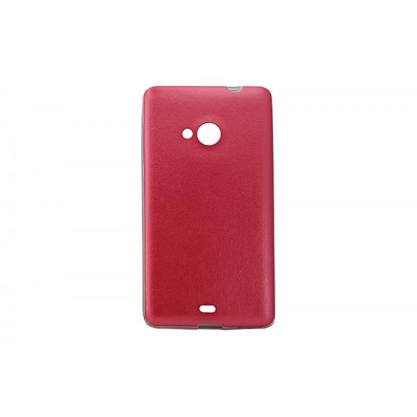 Husa Classy Microsoft 535 Lumia Rosu 0