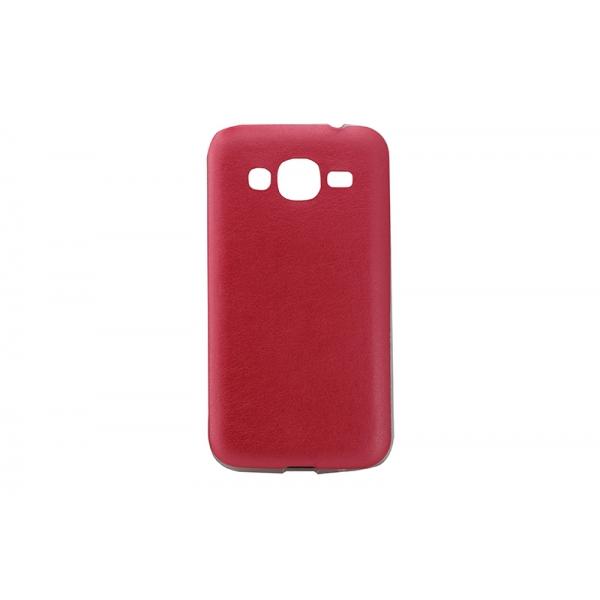 Husa Classy Samsung Galaxy Core Prime G360 Rosu [0]