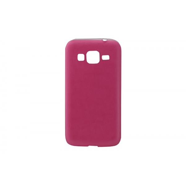 Husa Classy Samsung Galaxy Core Prime G360 Roz 0
