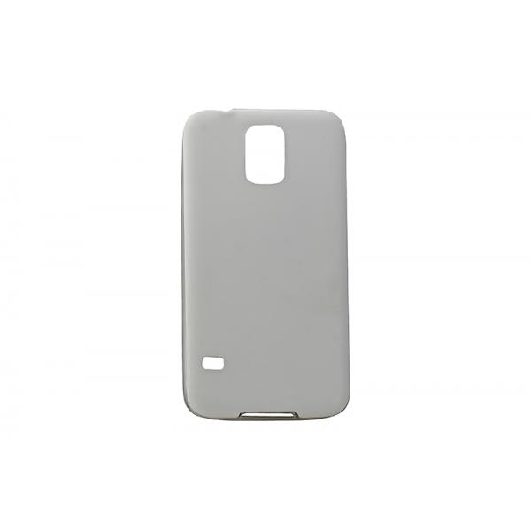 Husa Classy Samsung Galaxy S5 G900 Alb 0