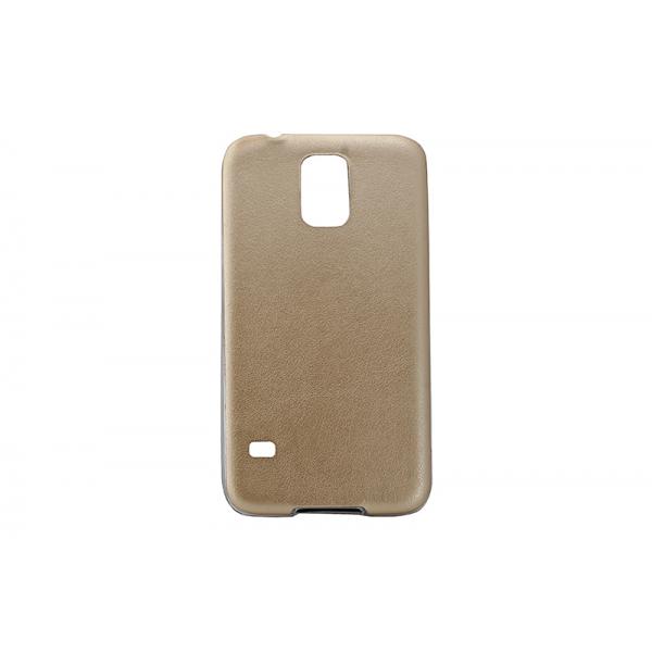 Husa Classy Samsung Galaxy S5 G900 Auriu 0