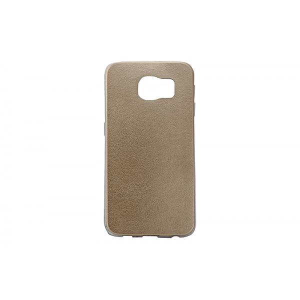 Husa Classy Samsung Galaxy S6 G920 Auriu 0