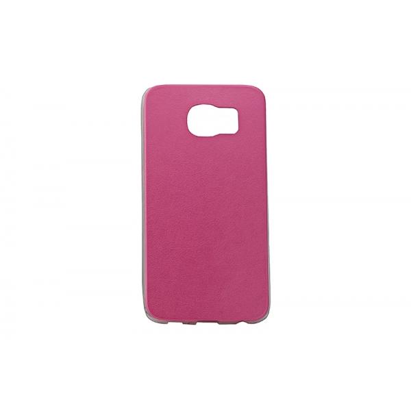 Husa Classy Samsung Galaxy S6 G920 Roz 0