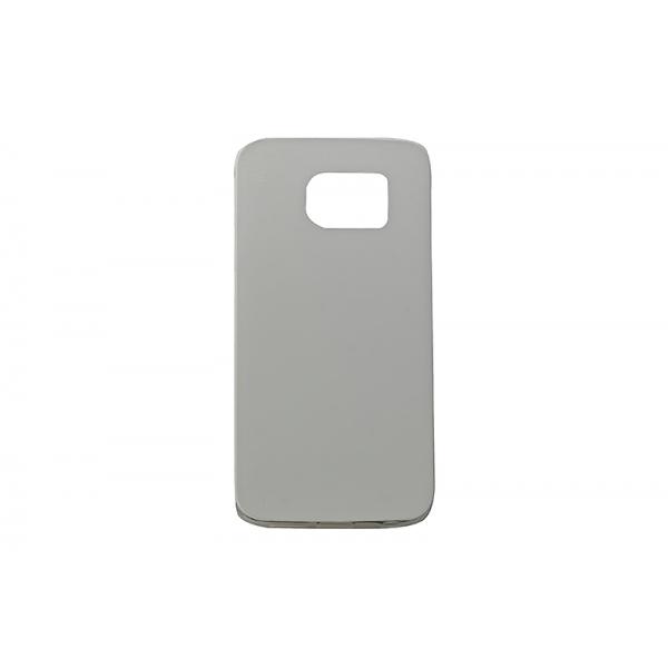 Husa Classy Samsung Galaxy S6 Edge G925 Alb [0]