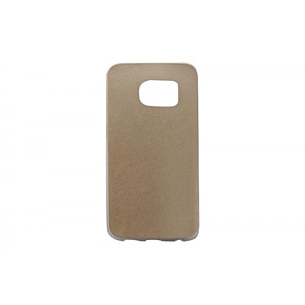 Husa Classy Samsung Galaxy S6 Edge G925 Auriu [0]