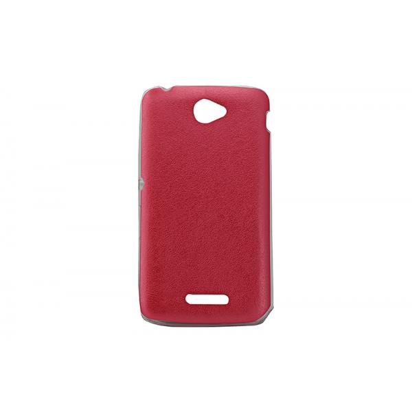 Husa Classy Sony Xperia E4 Rosu 0
