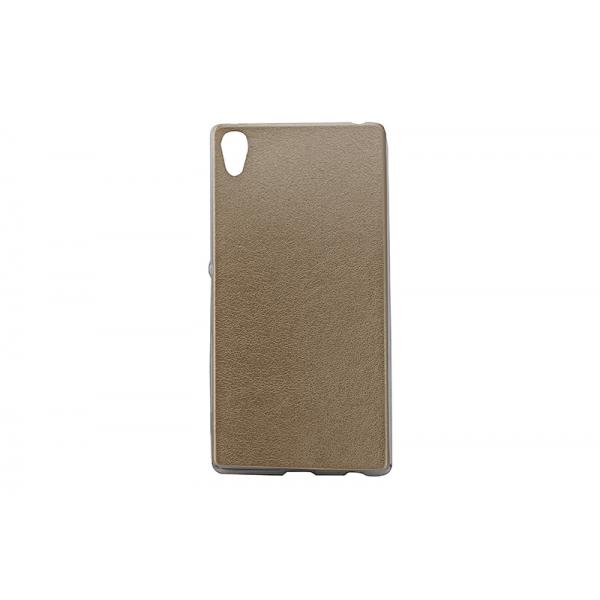 Husa Classy Sony Xperia Z4 Auriu 0