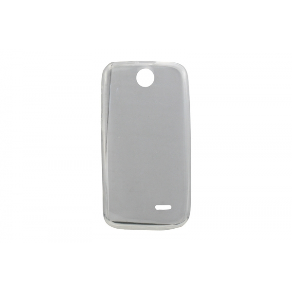 Husa Invisible HTC Desire 310 Transparent 0