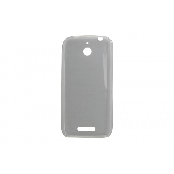 Husa Invisible HTC Desire 510 Transparent 0