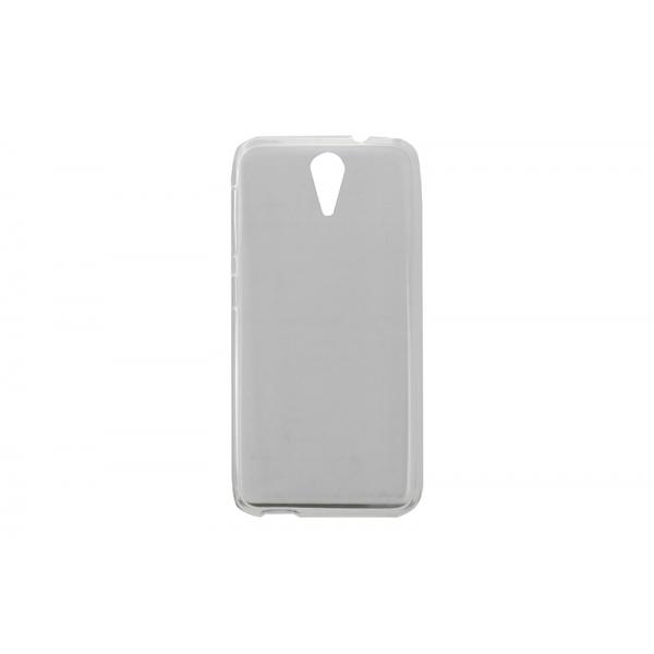 Husa Invisible HTC Desire 620 Transparent 0