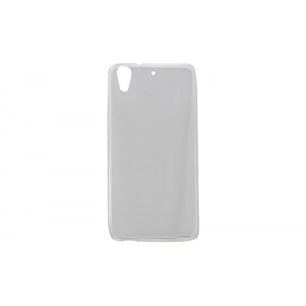 Husa Invisible HTC Desire 626 Transparent 0
