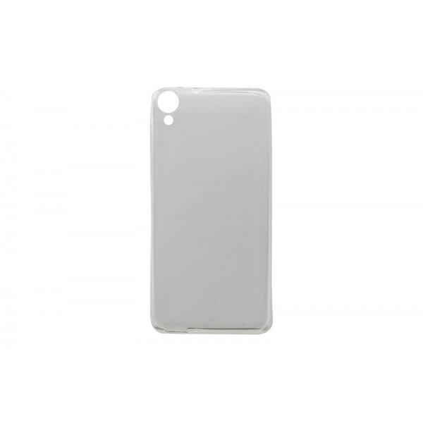 Husa Invisible HTC Desire 820 Transparent 0